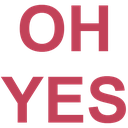 :TOHYES: Discord Emote