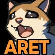Emoji for ARET