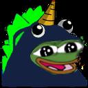 Emoji for pepe_unicorn