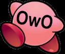 :KirbyOwO: Discord Emote
