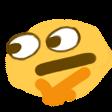:thonkeyes: Discord Emote