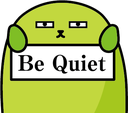 Emoji for bequiet