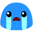 :fCrying: Discord Emote