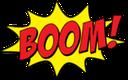 Emoji for boom