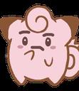 Emoji for ClefairyThink