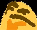 Emoji for depressedthonk