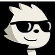 :PandaCool: Discord Emote