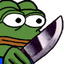 Emoji for pepe_knife