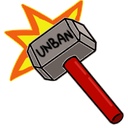 Emoji for unban_hammer