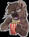 Emoji for popcorntime