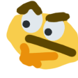 Emoji for think_bold