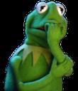 :KermitWorried: Discord Emote