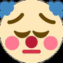 :clownpensive: Discord Emote