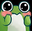 Emoji for NCFrogCuteSugoi