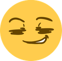 Emoji for humourironie