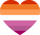 Emoji for clesbiennenewflag