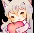 Emoji for NChearthug