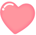 Emoji for NC02pinkheart