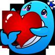 :whale_heart: Discord Emote