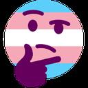 Emoji for thinkingtrans
