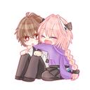 Emoji for AP_astolfo_hug
