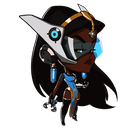 Emoji for kisspngoverwatchtracerwidowmaker