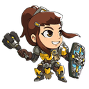 Emoji for Brigitte_Cute