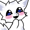 Emoji for foxblush