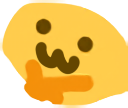 :ThinkOwO: Discord Emote