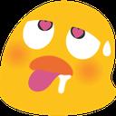 :blob_Ahegao: Discord Emote