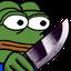 :pepeKnife: Discord Emote