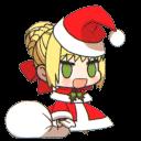Emoji for SantaSaber