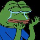 Emoji for pepeSad