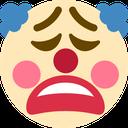 :clownweary: Discord Emote