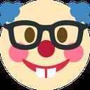 :clownnerd: Discord Emote