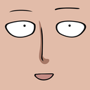 Emoji for Saitamastare