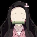 :nezuko_disappointed: Discord Emote