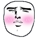 :yaranaikaGasmBlush: Discord Emote