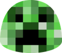 Emoji for creeper_blob