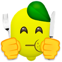 Emoji for eatlemon