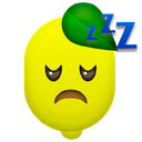Emoji for sleeplemon