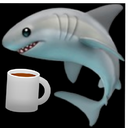 Emoji for coffeeshark