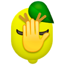 Emoji for smackfacelemon