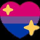Emoji for bisexual
