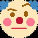 :clownconfused: Discord Emote
