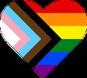 Emoji for heartpride