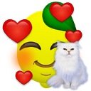 Emoji for catlemon