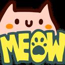 Emoji for meow