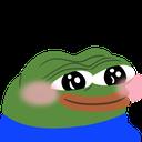 :PepoBlush: Discord Emote