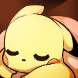 :Sleepachu: Discord Emote